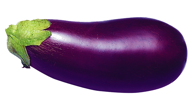Aubergine PNG Transparent Free Images.