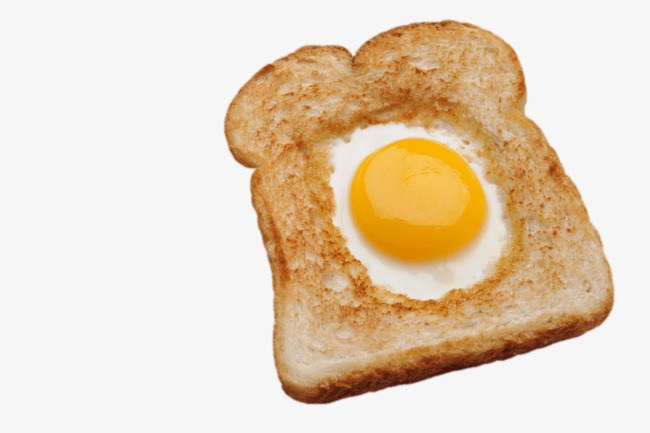 Eggs and toast clipart 2 » Clipart Portal.