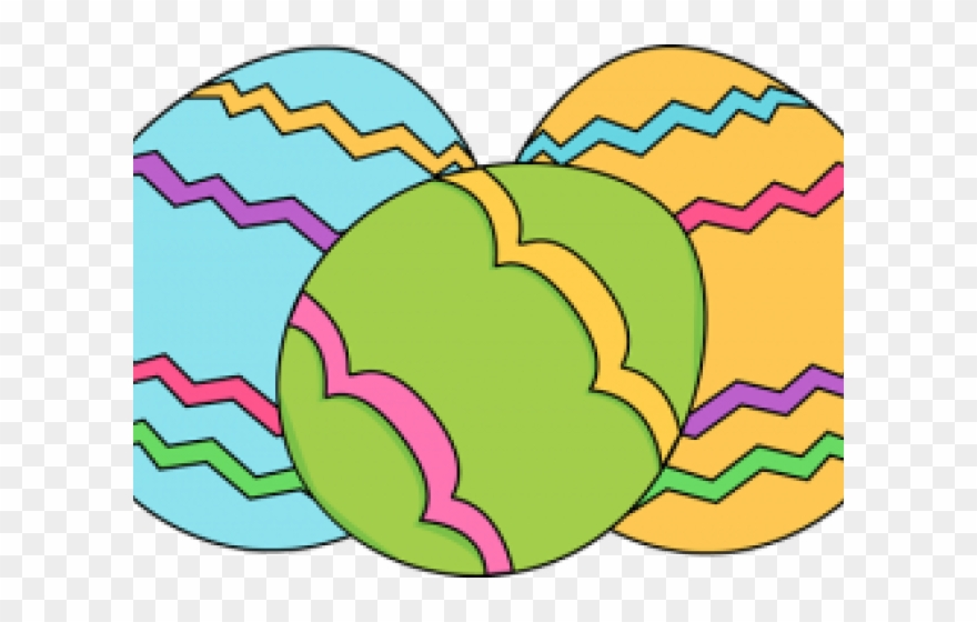 Easter Eggs Clipart Dying.