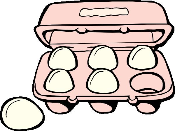 Breakfast Eggs Clipart.