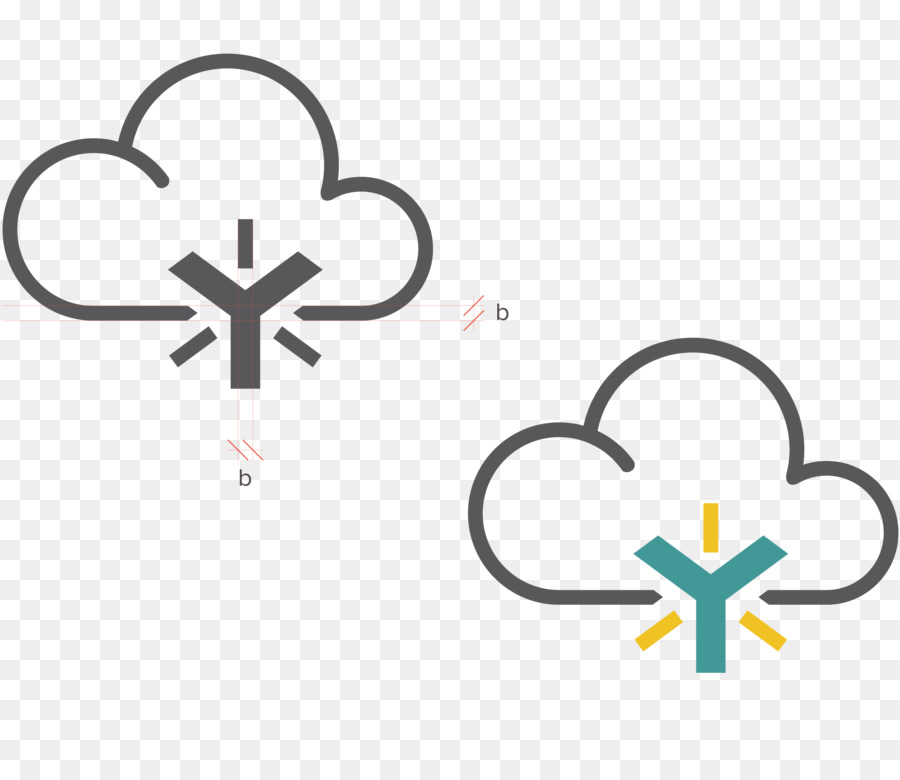 Cloud Symbol png download.