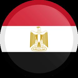 Egypt flag clipart.
