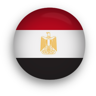 Free Animated Egypt Flags.