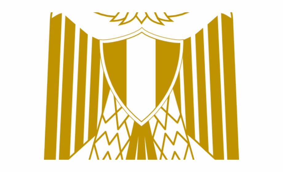 Egypt Flag Clipart Vector.