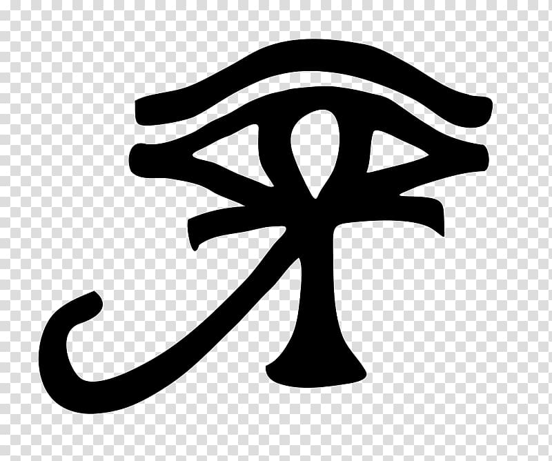 Ancient Egypt Eye of Horus Ankh Eye of Ra, eye love transparent.