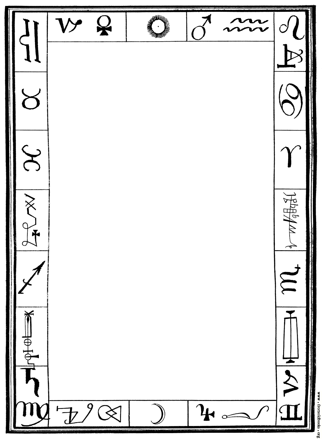 Free Egyptian Border Designs, Download Free Clip Art, Free.