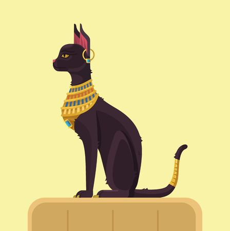 963 Egyptian Cat Cliparts, Stock Vector And Royalty Free Egyptian.