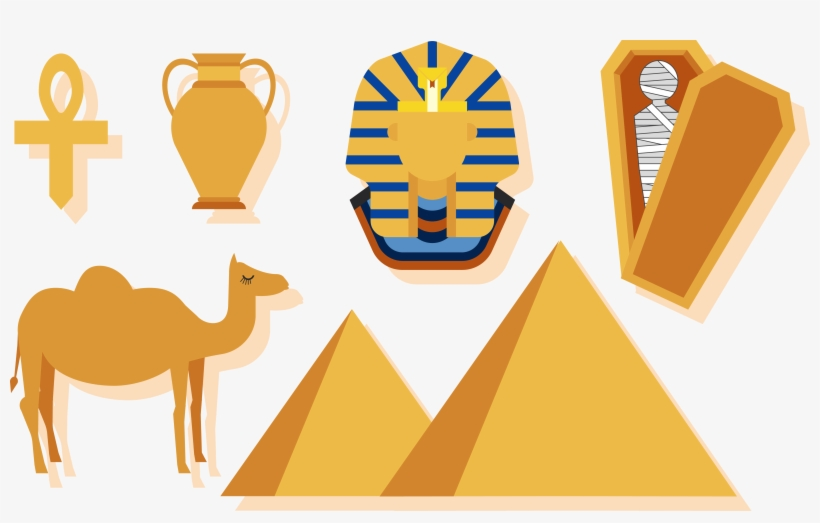 Egyptian clipart past, Egyptian past Transparent FREE for.