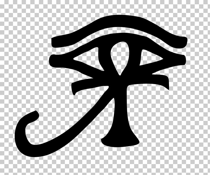 Ancient Egypt Eye of Horus Ankh Eye of Ra, eye love PNG.