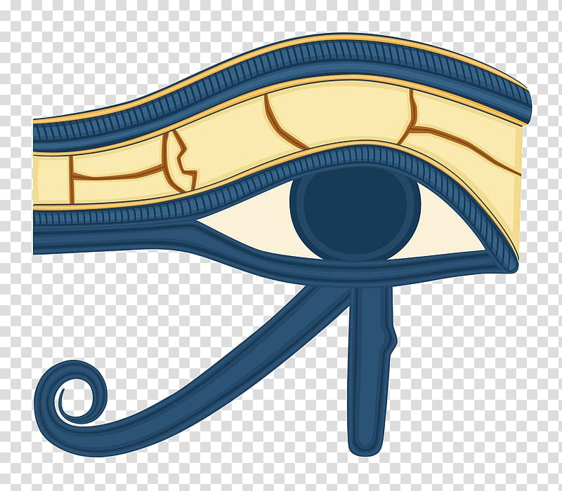 Ancient Egypt Eye of Horus Eye of Ra Wadjet, symbol.