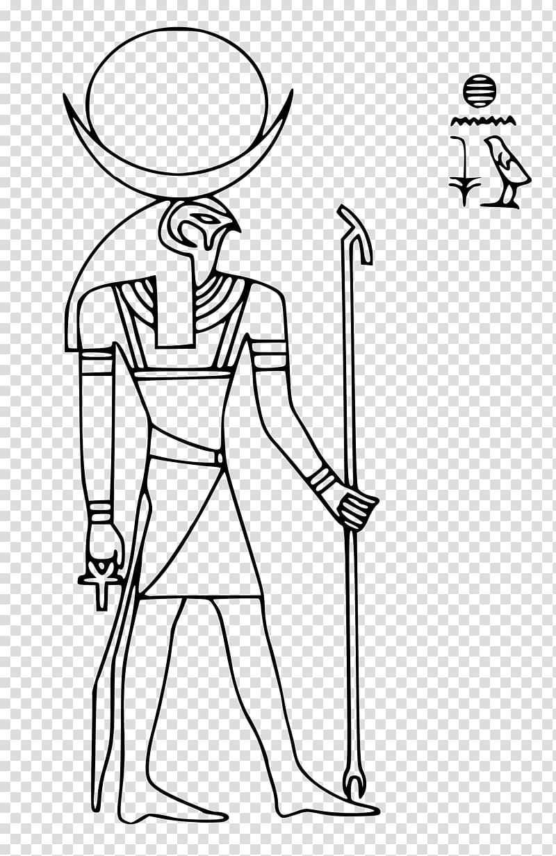 Ancient Egyptian deities Ra , Egyptian Gods transparent background.