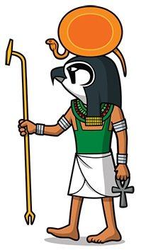 Gods and Goddesses of Ancient Egypt!.
