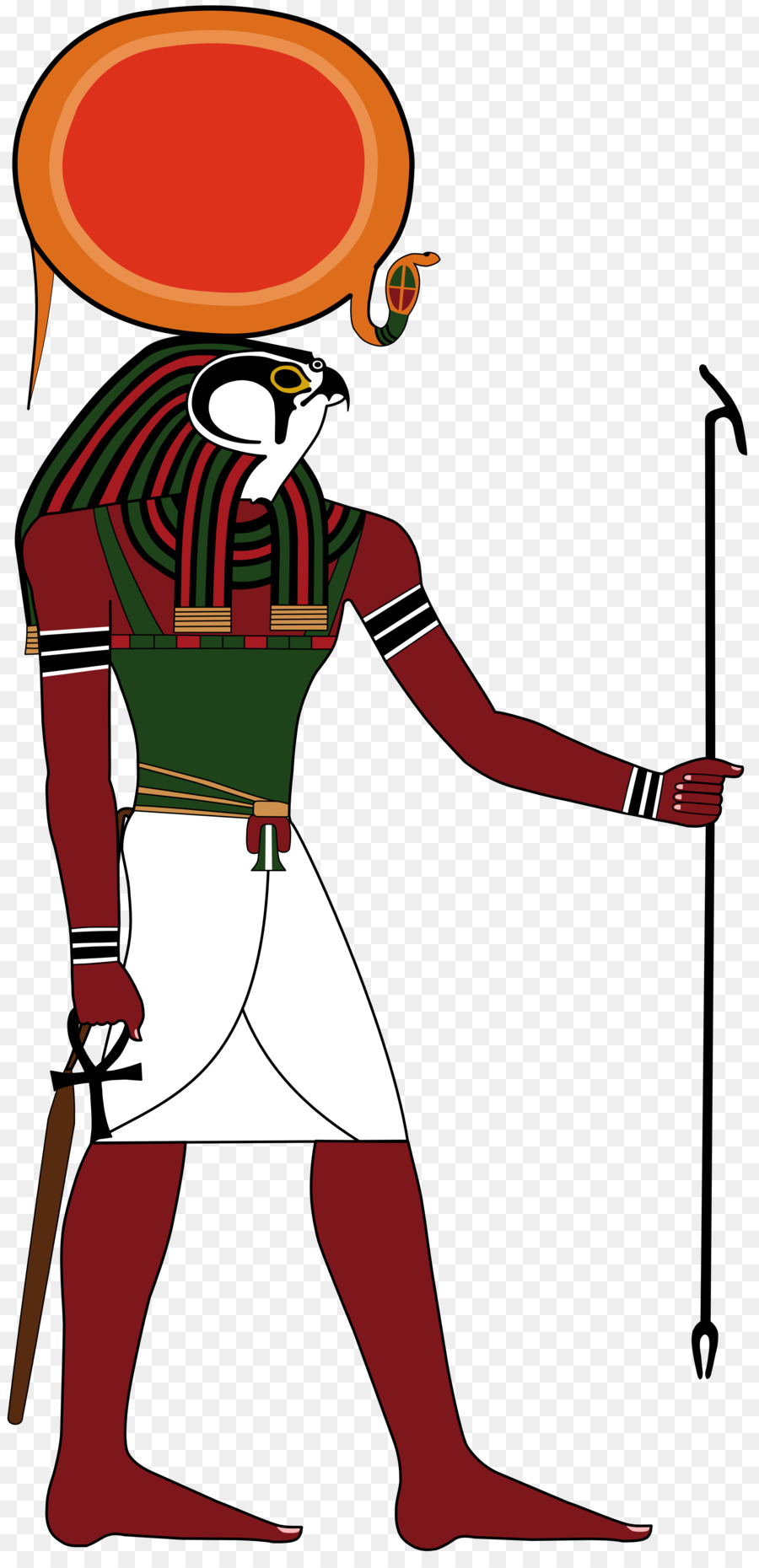 Egyptian Gods png download.