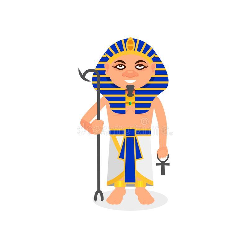 Egyptian Ruler Stock Illustrations.