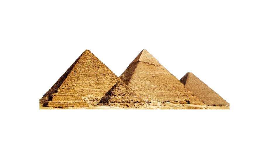 Egypt Pyramid Transparent Free Png.