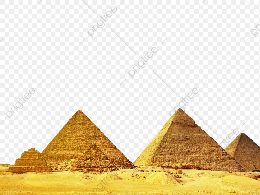Egyptian Pyramids, Soil, Egypt, Tourist Attractions PNG Transparent.