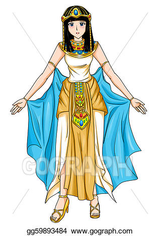 Egypt clipart egyptian queen, Egypt egyptian queen.