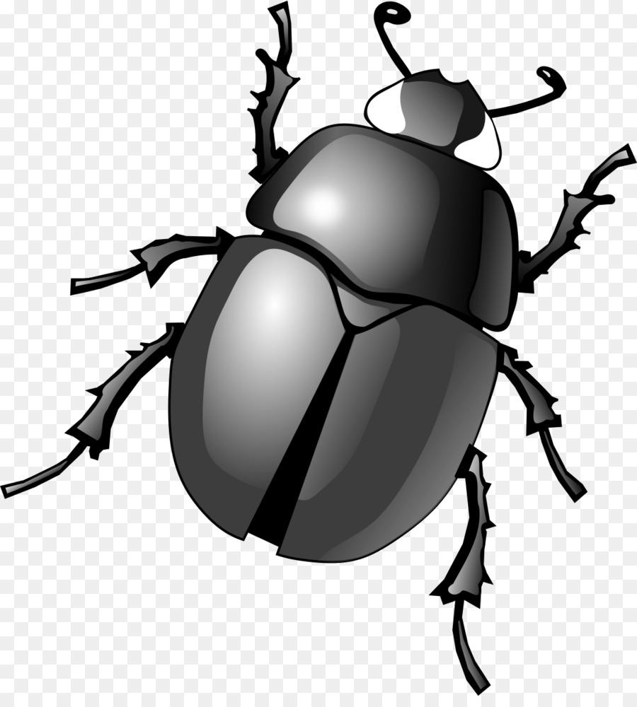 Beetle clipart scarab beetle, Beetle scarab beetle.