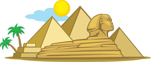 Best Egyptian Sphinx Illustrations, Royalty.