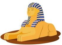 Sphinx ancient egypt clipart » Clipart Portal.