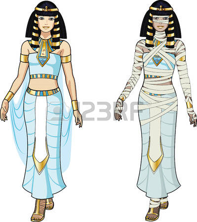 484 Egyptian Queen Stock Vector Illustration And Royalty Free.