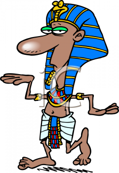 Egyptian People Clipart.