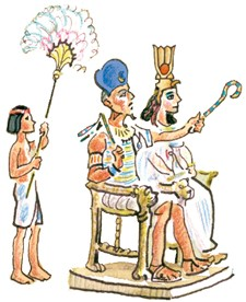 "Egyptian clip art and online activities"" in Usborne Quicklinks."