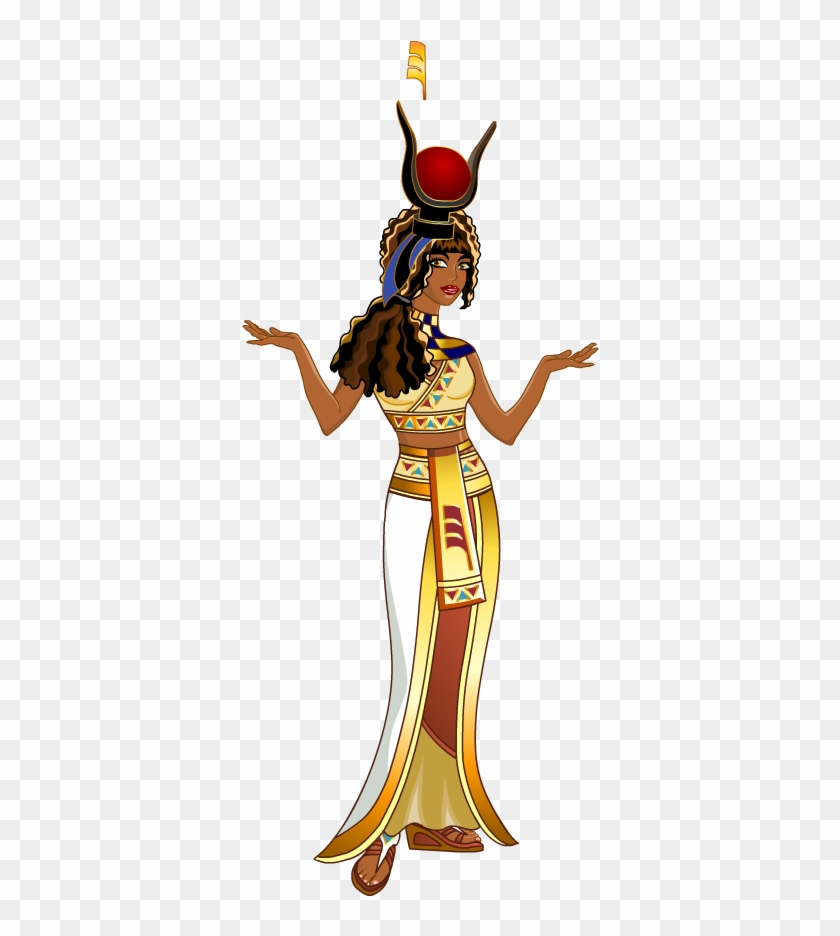 Egyptian Clipart Egyptian Princess.