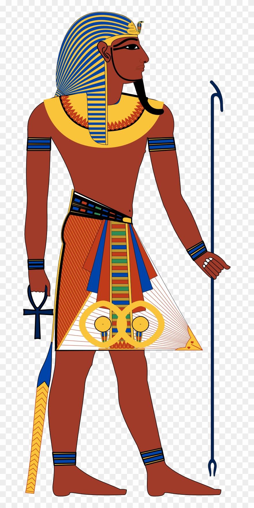 Egyptian Clipart Pharaoh.