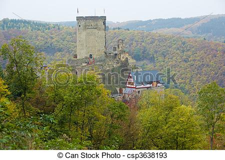 Stock Photos of Ehrenburg Castle.