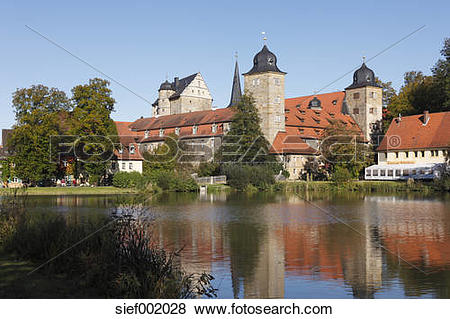 Pictures of Germany, Bavaria, Franconia, Upper Franconia.