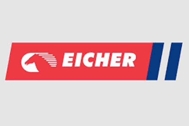 Eicher Motors shares decline over 9% on weak December sales.