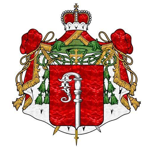 European Heraldry :: Fürstbistum Eichstätt 1600.