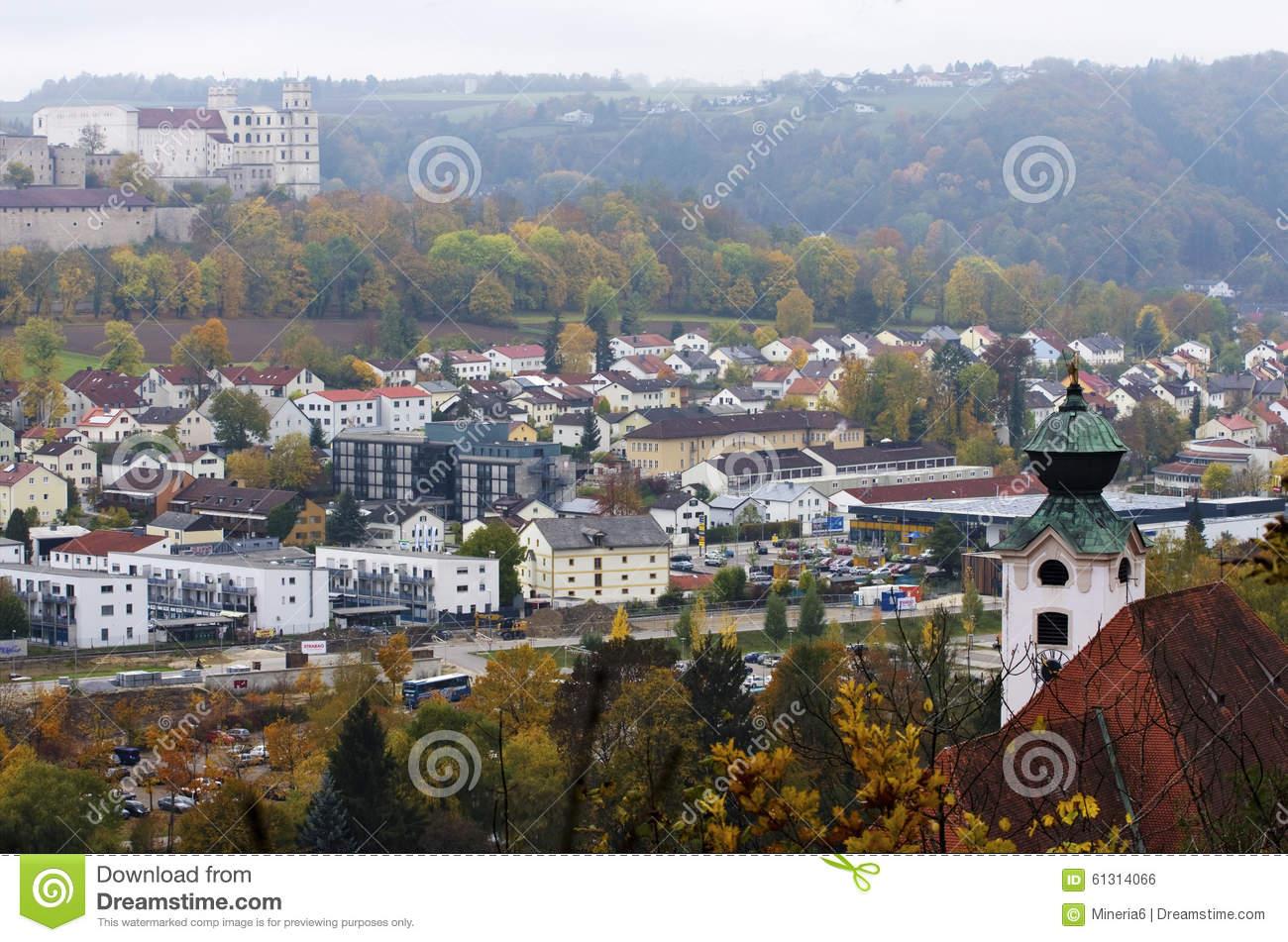 Eichstatt, Bavaria,Germany Editorial Photo.