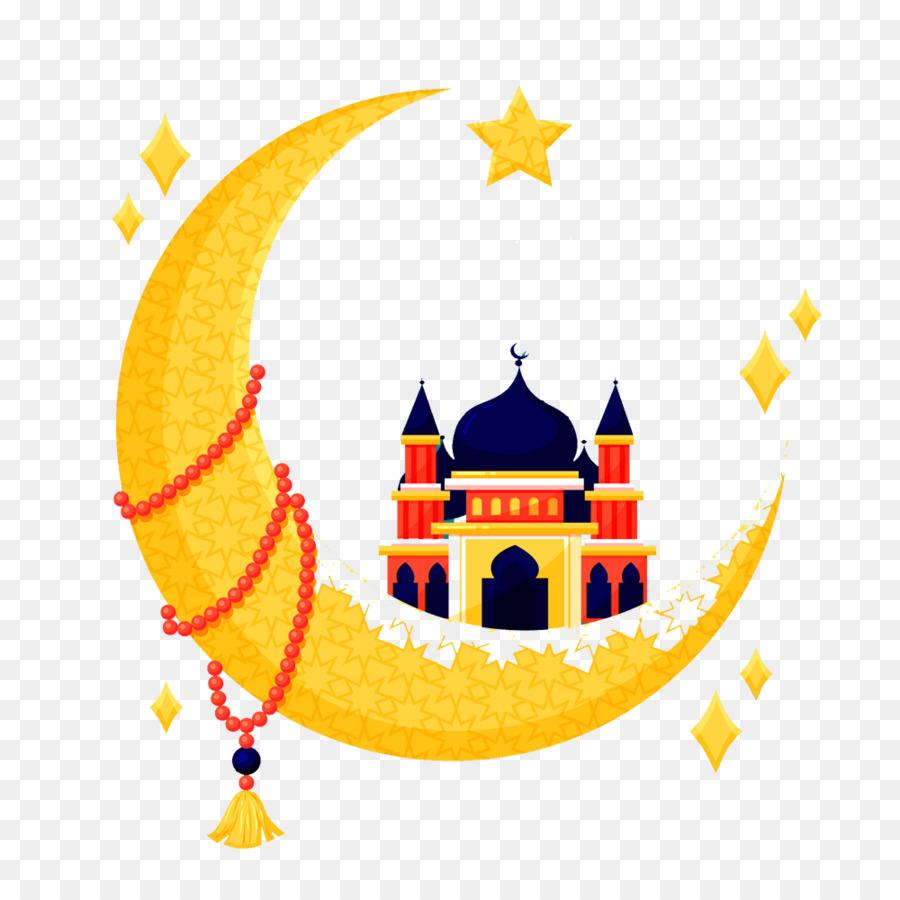 Eid Mubarak Icon clipart.