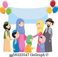Eid Clip Art.