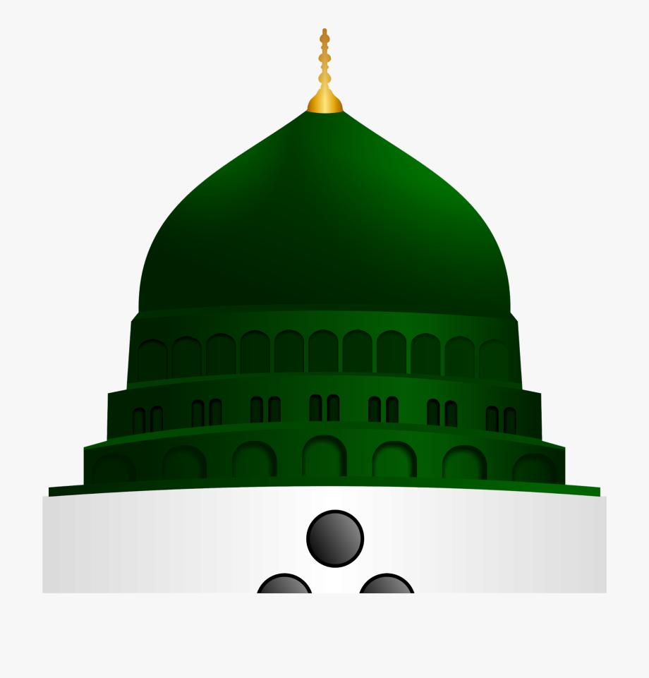 Mosque Clipart Gumbad.