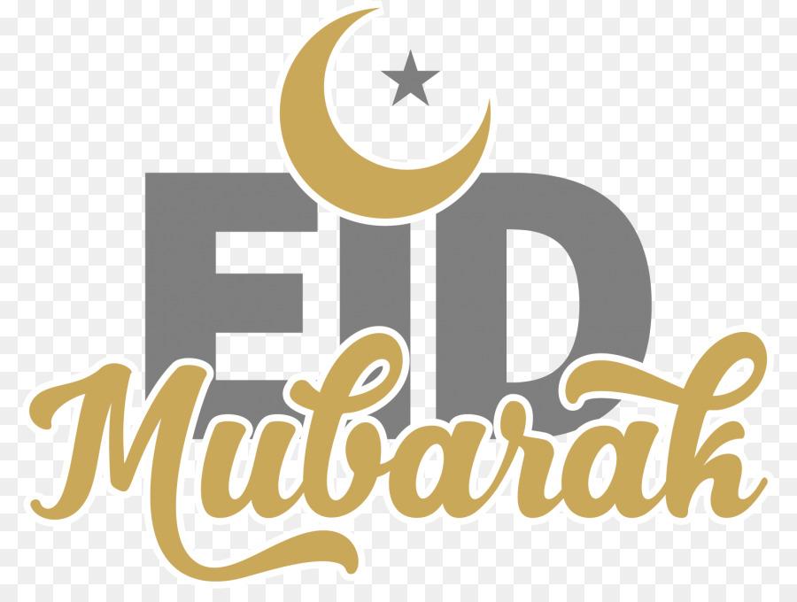 Eid Mubarak Font clipart.
