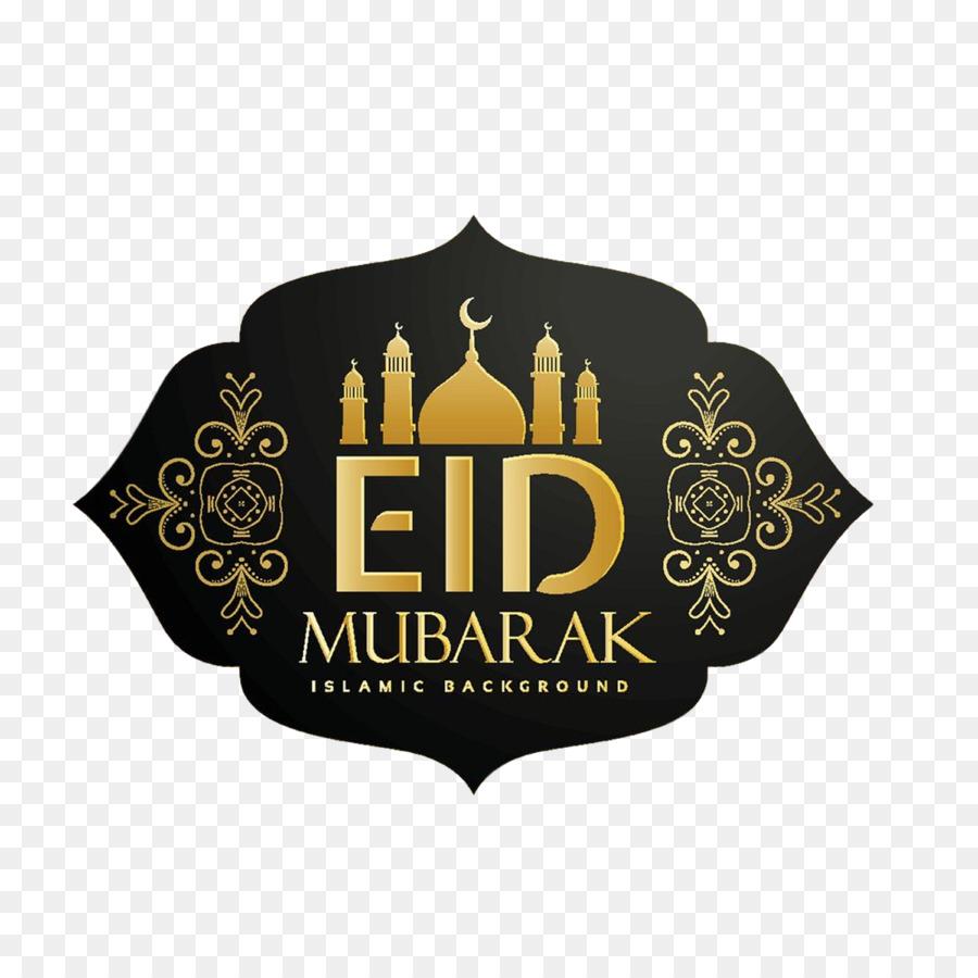 Eid Mubarak Symbol png download.