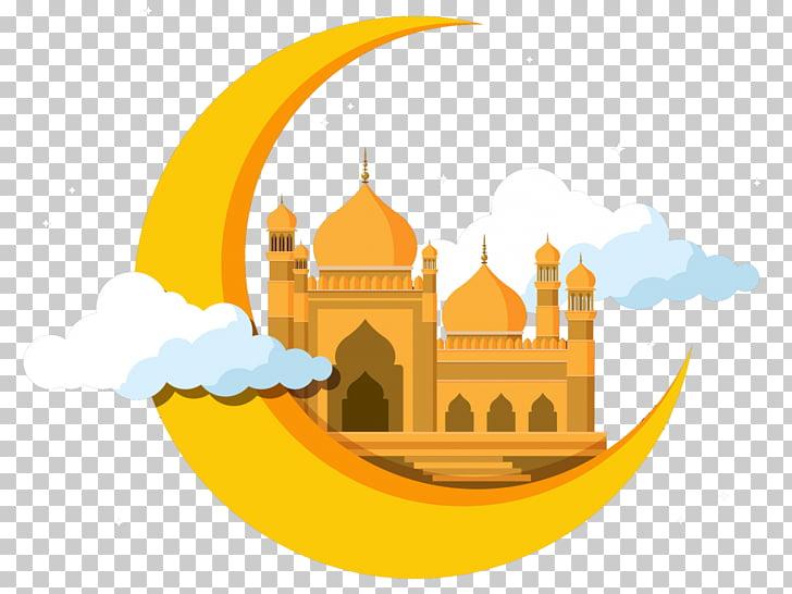 Ramadan Moon Eid al.
