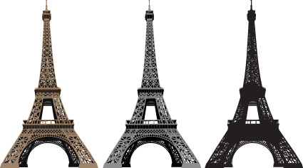 Eiffel tower free vector download (337 Free vector) for commercial.