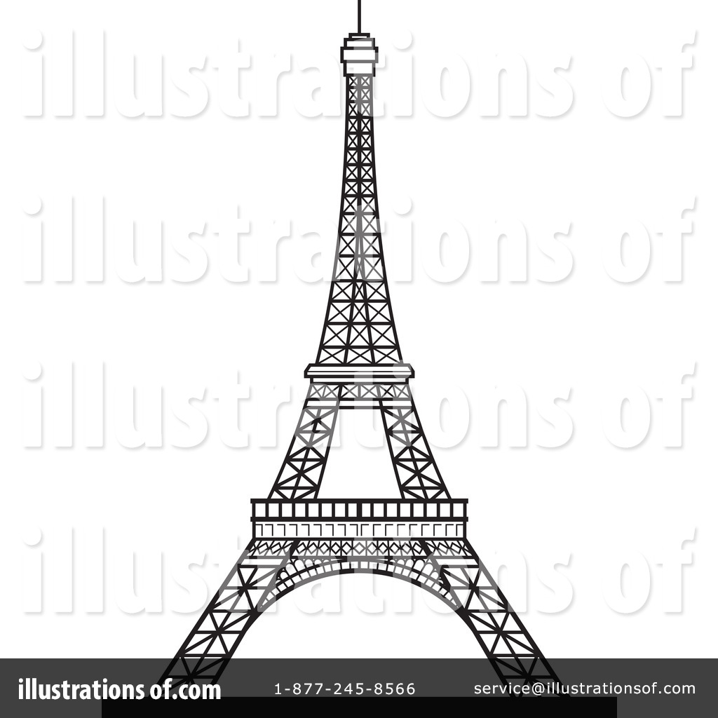Free Eiffel Tower Clip Art.