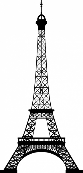 Eiffel tower free vector download (322 Free vector) for commercial.