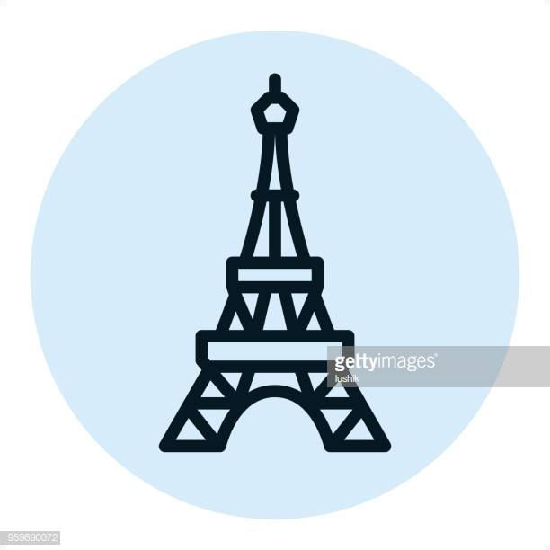 60 Top Eiffel Tower Stock Illustrations, Clip art, Cartoons and.