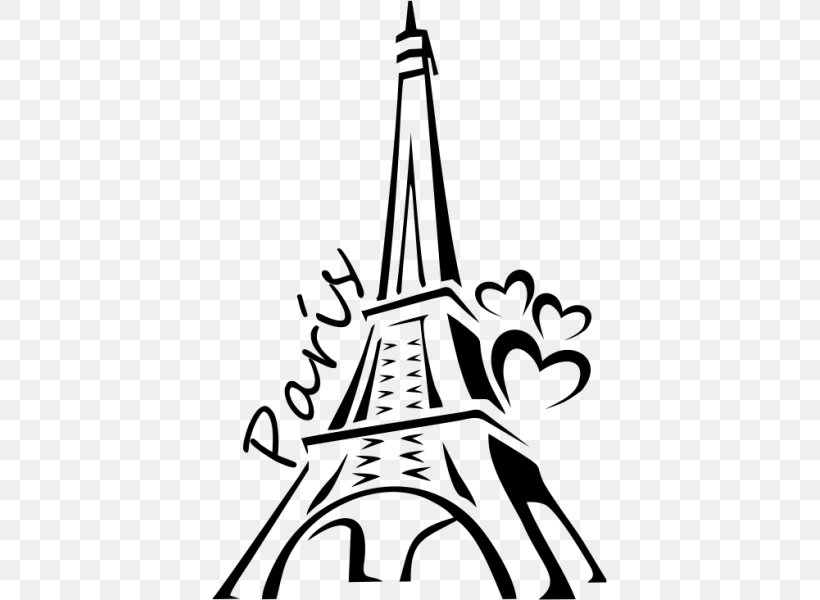 Eiffel Tower Clip Art Vector Graphics Drawing, PNG.