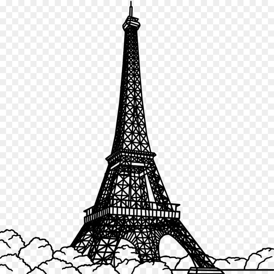 Free Eiffel Tower Silhouette Vector, Download Free Clip Art, Free.