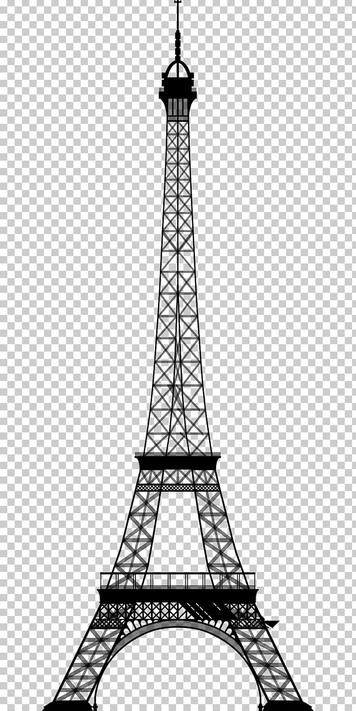 Eiffel Tower PNG, Clipart, Black And White, Clip Art, Clock Tower.