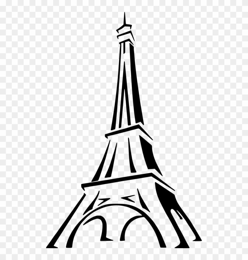 Eiffel Tower Clipart Alfa.