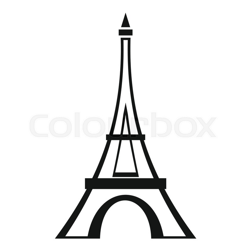 The best free Eiffel tower vector images. Download from 640.