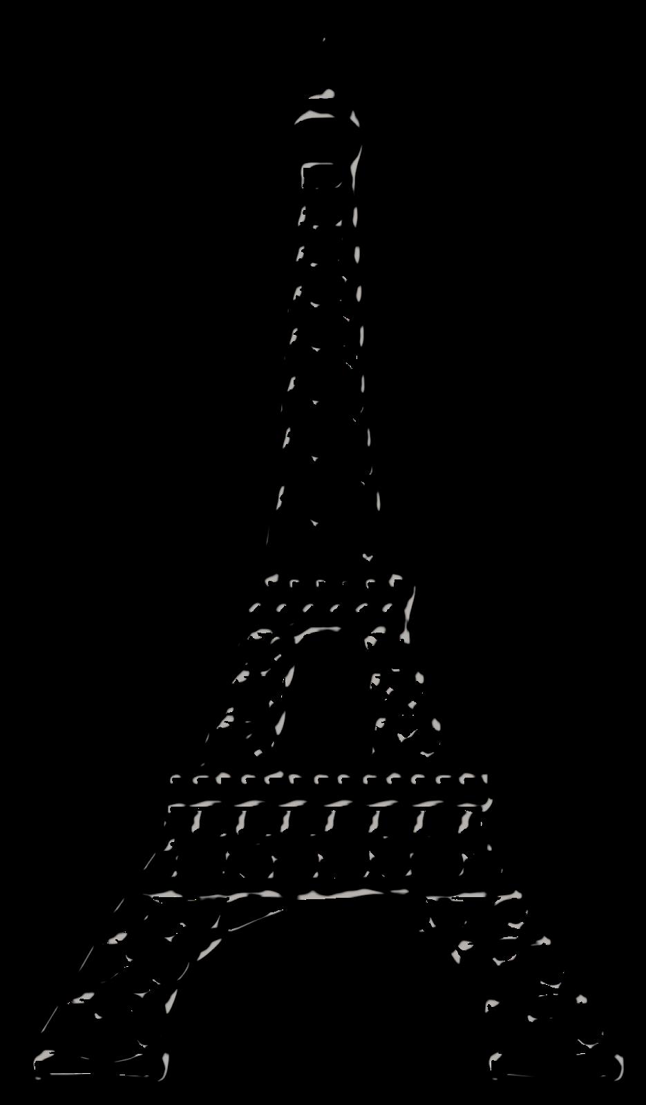 Paris Eiffel Tower Drawing Easy.